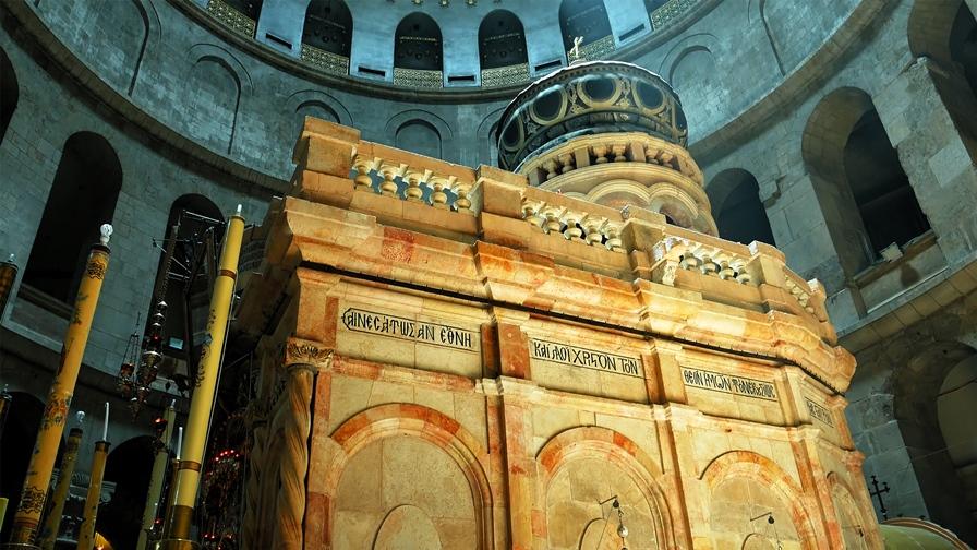 Grabeskirche soll laut Palästinensern am Mittwoch wieder öffnen.