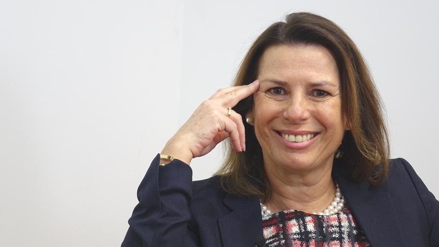 Dr. Angela Stöger-Frank, die Leiterin des Evidenzbüros des BFG, im Interview mit Dr. Martin Atzmüller. (Bild: © Linde Verlag)
