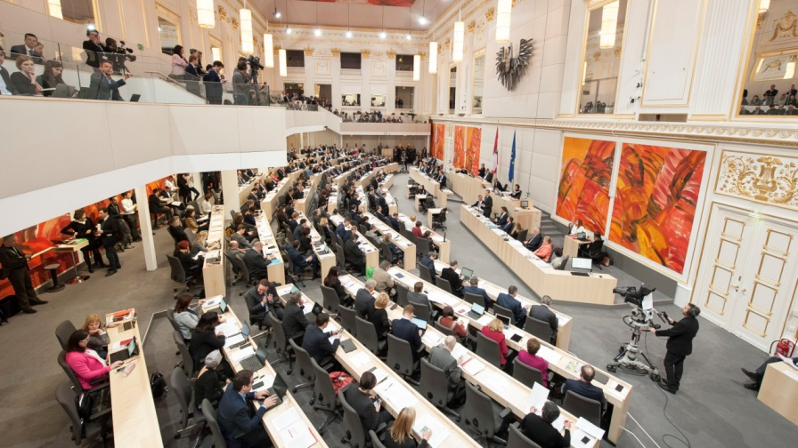 (Bild: © Parlamentsdirektion / Thomas Jantzen)