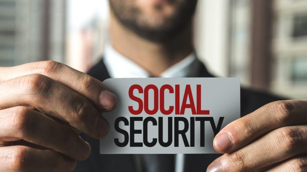 Sozialversicherungsnummer