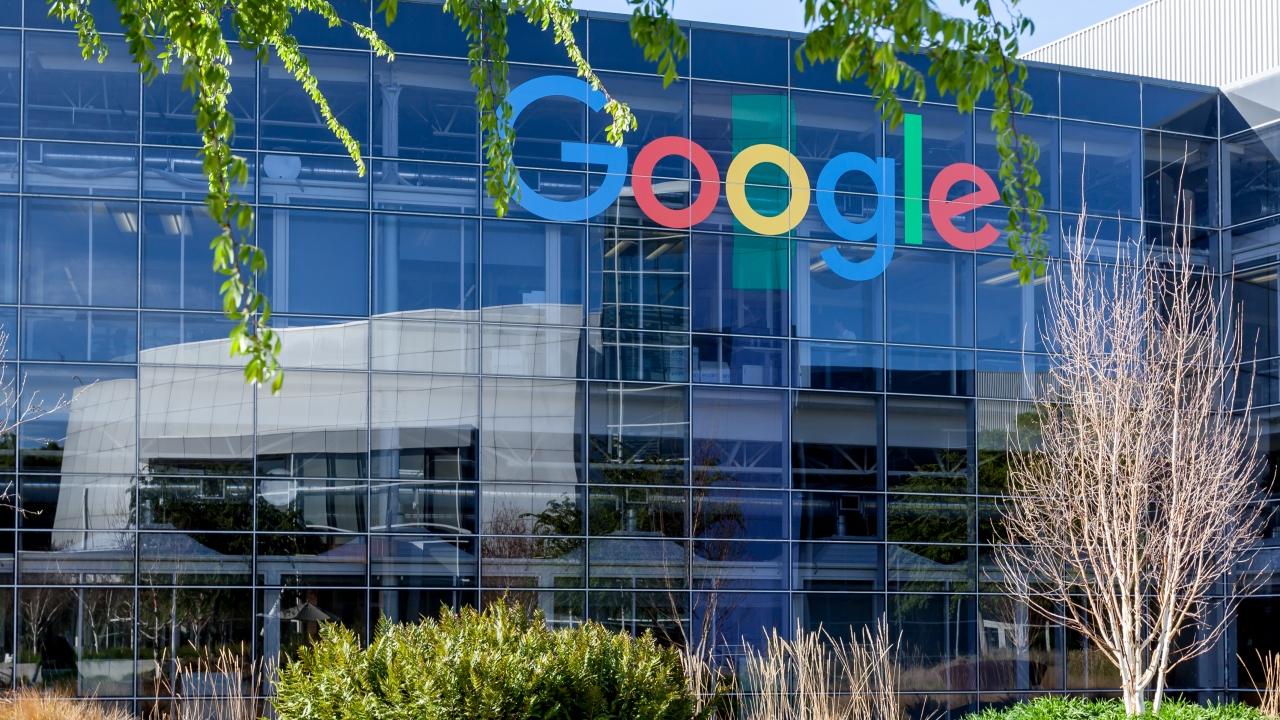 Strafe für Google