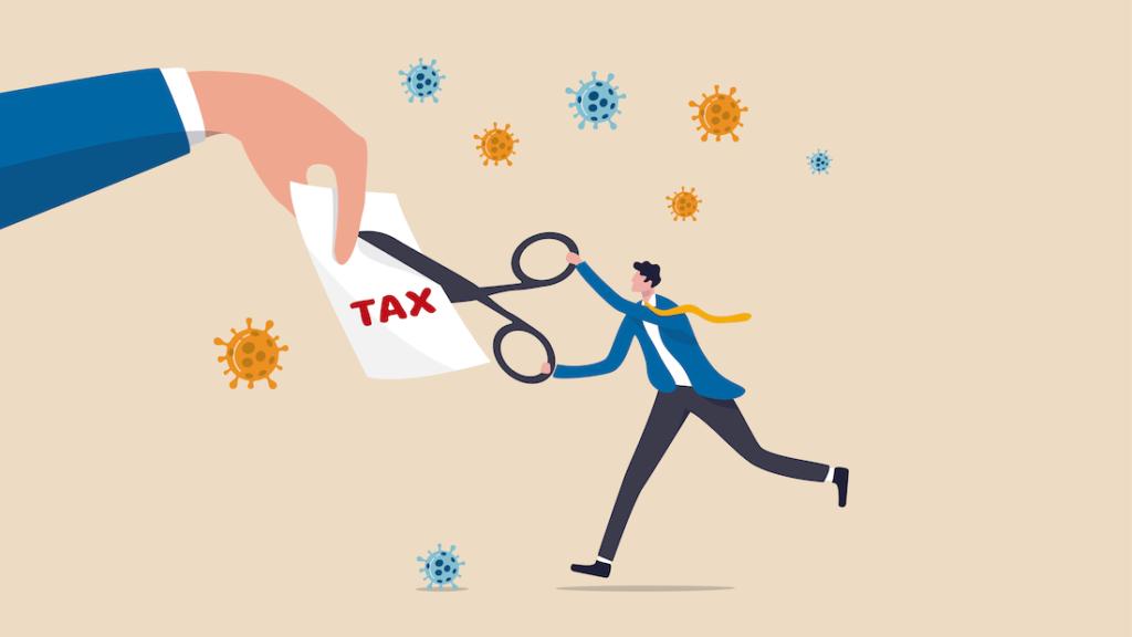 OGM-Studie: Plus 1,6 Prozent Netto, vier Fünftel der Steuerpflichtigen profitieren. (Bild: © Nuthawut Somsuk)