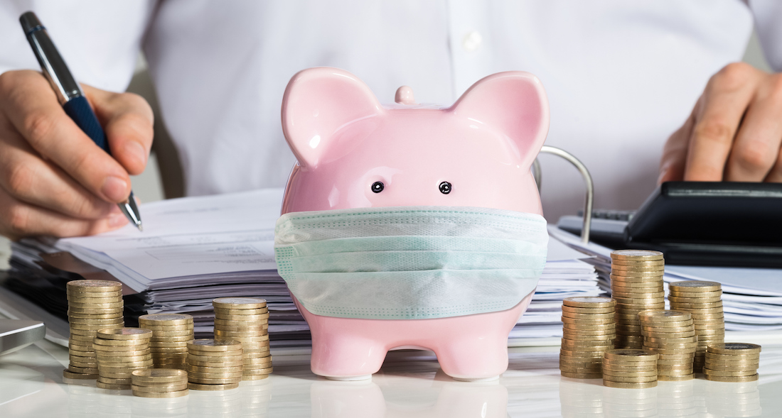 Gestaffelter Umsatzersatz für Handel und Light-Version von Fixkostenzuschuss 2 - Um fetteren Fixkostenzuschuss wird weiter mit Brüssel verhandelt. (Bild: © iStock/AndreyPopov)