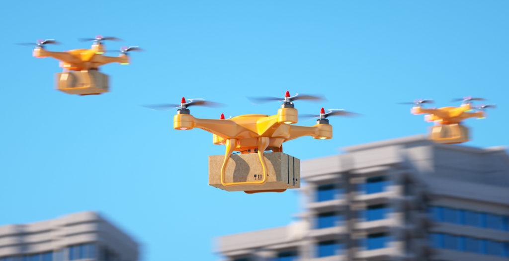 Neue Einsatzgebiete unbemannter Luftfahrzeuge für Unternehmer