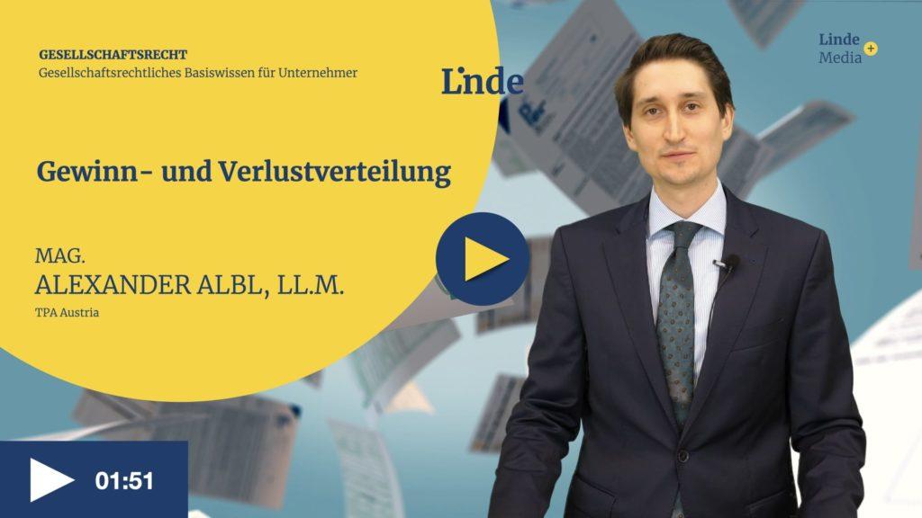 VIDEO: Gewinn- und Verlustverteilung