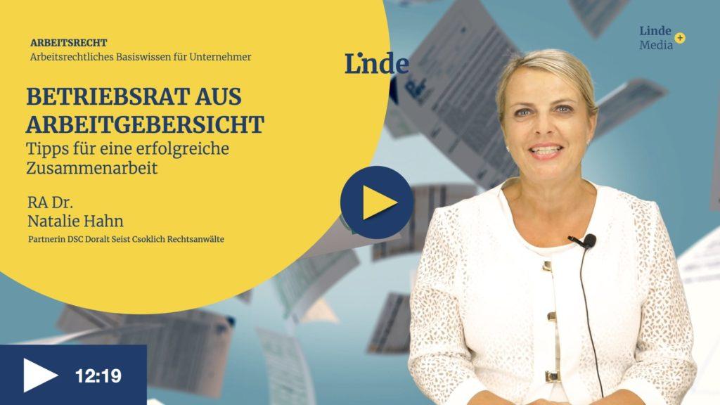 VIDEO: BETRIEBSRAT AUS ARBEITGEBERSICHT